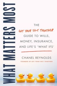 Cover image for What Matters Most by Chanel Reynolds