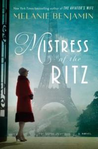 Cover image for Mistress of the Ritz by Melanie Benjamin