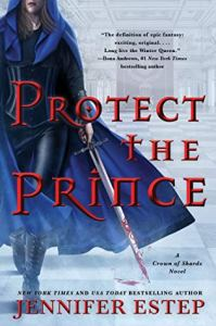 Cover image for Protect the Prince by Jennifer Estep