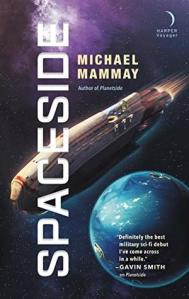 Cover image for Spaceside by Michael Mammay