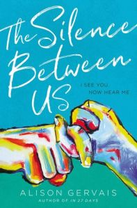 Cover image for The Silence Between Us by Alison Gervais