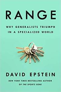 Cover image for Range by David Epstein