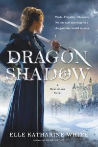 Cover image for Dragonshadow by Elle Katharine White