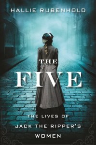 Cover image for The Five by Hallie Rubenhold