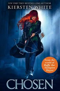 Cover image for Chosen by Kiersten White