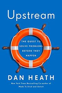 Cover image for Upstream by Dan Heath