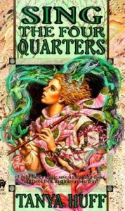 Cover image for Sing the Four Quarters by Tanya Huff