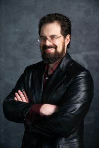 Author photo Christopher Paolini