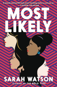 Cover image for most likely by Sarah Watson