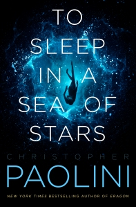 Cover image for To Sleep in a Sea of Stars by Christopher Paolini