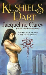 Cover image for Kushiel's Dart by Jacqueline Carey