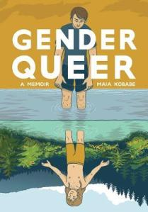 Cover image for Gender Queer by Maia Kobabe