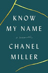 Cover image for Know My Name by Chanel Miller