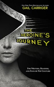 Cover image for The Heroine's Journey by Gail Carriger