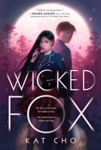 Cover image for Wicked Fox by Kat Cho