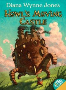 Cover image for Howl's Moving Castle by Diana Wynne Jones