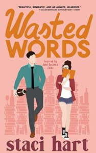 Cover image for Wasted Words by Staci Hart