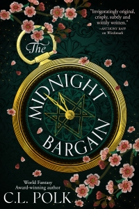 Cover image for The Midnight Bargain by C.L. Polk