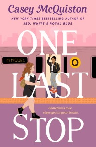 Cover image for One Last Stop by Casey McQuiston